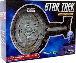 Star Trek All Good Things Uss Enterprise NCC1701D Dreadnaught