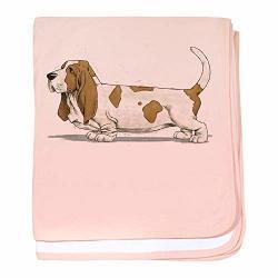 Cafepress Basset Hound Baby Blanket Super Soft Newborn Swaddle