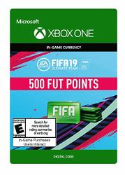 Electronic Arts Fifa 19: Ultimate Team Fifa Points 500 - Xbox One Digital Code